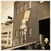 Einstein on the Highline